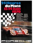 26 x PORSCHE RENNPLAKAT - POSTER