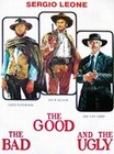 3 x THE GOOD THE BAD AND THE UGLY