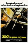 3 x 2001 - A SPACE ODYSSEY - POSTER