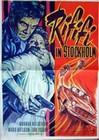 1 x RIFIFI IN STOCKHOLM - POSTER - FILMPLAKAT