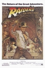 4 x INDIANA JONES - RAIDERS OF THE LOST ARK