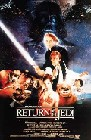 8 x RETURN OF THE JEDI - STAR WARS