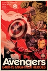 The Avengers Poster Golden Age Hero Propaganda