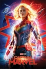 1 x CAPTAIN MARVEL POSTER HIGHER, FURTHER, FASTER