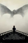 1 x GAME OF THRONES POSTER A LION & A DRAGON