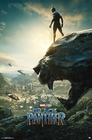 1 x BLACK PANTHER POSTER ONE SHEET