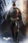 1 x BATMAN - THE DARK KNIGHT RISES POSTER BATMAN