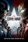 1 x CAPTAIN AMERICA CIVIL WAR POSTER UNITED WE STAND