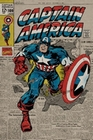 2 x CAPTAIN AMERICA - MARVEL COMICS - POSTER
