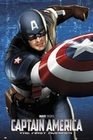 1 x CAPTAIN AMERICA POSTER TEASER THE FIRST AVENGER