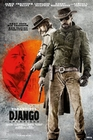 1 x DJANGO UNCHAINED POSTER THEY TOOK HIS FREEDOM