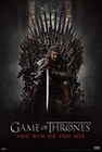 2 x GAME OF THRONES POSTER SEAN BEAN
