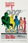2 x JAMES BOND POSTER DR.NO
