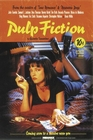 1 x PULP FICTION POSTER