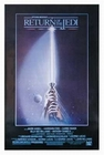 2 x RETURN OF THE JEDI - STAR WARS - POSTER