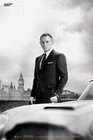 Skyfall Poster 007 James Bond Daniel Craig