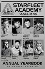 1 x STAR TREK POSTER CLASS OF 66'