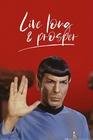 Star Trek Poster Live Long And Prosper