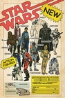 x STAR WARS POSTER ACTION FIGURES