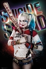 1 x SUICIDE SQUAD POSTER HARLEY QUINN