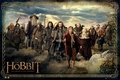 1 x THE HOBBIT POSTER CAST