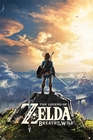 The Legend of Zelda Poster Breath Of The Wild Sunset
