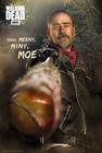 The Walking Dead Poster Negan
