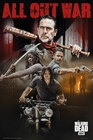 THE WALKING DEAD POSTER SEASON 8 COLLAGE