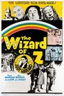 1 x THE WIZARD OF OZ POSTER REGENBOGEN