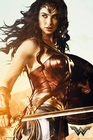 WONDER WOMAN POSTER SWORD