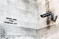 1 x BANKSY POSTER STREETART CAMERA GRAFFITY