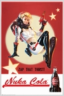 3 x FALLOUT 4 POSTER NUKA COLA ZAP THAT THIRST!