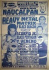 1 x HEAVY METAL - MATRIX - BLACK DRAGON - LUCHA LIBRE