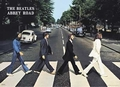 ABBEY ROAD - THE BEATLES POSTER