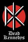 1 x DEAD KENNEDYS POSTER DK LOGO