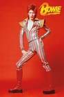 DAVID BOWIE POSTER GLAM