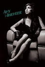 1 x AMY WINEHOUSE - POSTER LOUNGE CHAIR