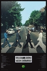 Beatles Poster Abbey Road Tracks