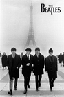 Beatles Poster The Beatles in Paris
