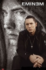 1 x EMINEM POSTER MOSAIC - POSTER
