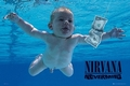 1 x NIRVANA POSTER NEVERMIND