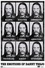 1 x DANNY TREJO POSTER EMOTIONS
