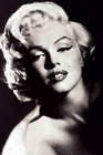 1 x MARILYN MONROE GLAMOUR POSTER