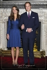 Prinz William und Kate Poster - A Royal Engagement