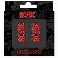 MANSCHETTENKNÖPFE AC/DC