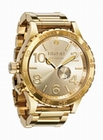 THE 51-30 - ALL GOLD - NIXON UHR