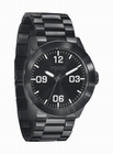 THE PRIVATE SS - ALL BLACK - NIXON UHR