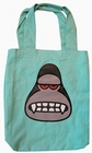 Amos - King Ken Stofftasche - Trkis