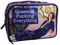 1 x SCHMINKTASCHE - QUEEN OF FUCKING EVERYTHING