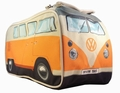 2 x VW BUS T1 KULTURBEUTEL BULLI - ORANGE - VOLKSWAGEN
